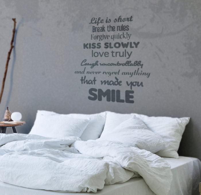Vitt sengetøj