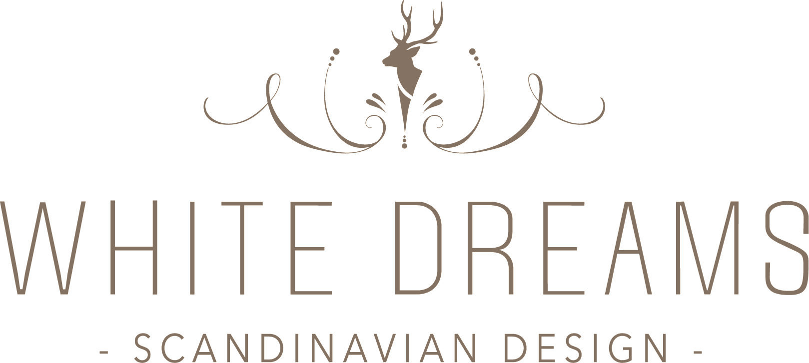 White Dreams Scandinavian Design Logo